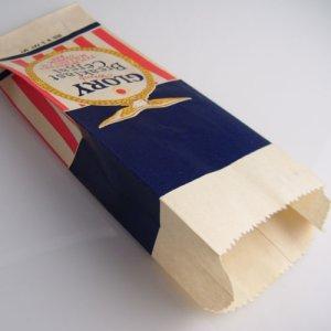 画像3: ミニ紙袋10枚セット、デッドストック・未使用