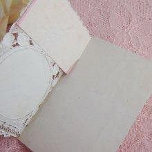 他の写真3: ヴィクトリアン・レースカード(天使とハープ)