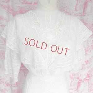 画像2: ヴィクトリアン・ホワイトドレス
