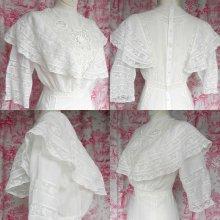 他の写真2: ヴィクトリアン・ホワイトドレス
