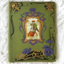 他の写真1: 1800年代後半〜1900年代初、アンティーク・スクラップブック3冊