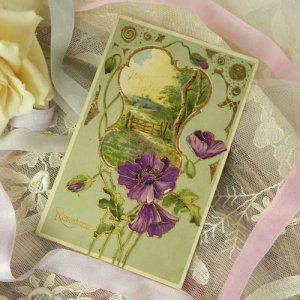 画像3: アンティークカード