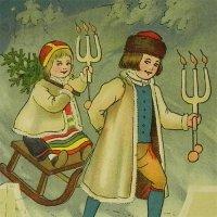 北欧からのポストカード (スウェーデン)