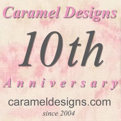 キャラメルデザイン10周年アニバーサリー