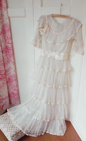アンティークドレス