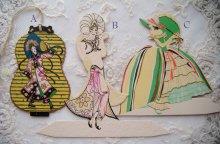 他の写真2: アールデコ・カード3枚セット
