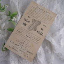 他の写真2: トレードカード、ヴィクトリアン・レディとコルセット