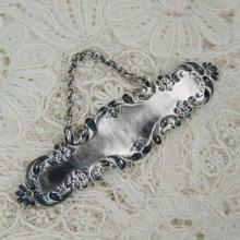 他の写真3: 銀製 リカー・タグ