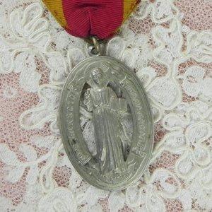 画像4: アンティーク・ブリティッシュメダル