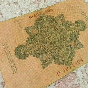 画像5: 1910年、ベルリンの古い紙幣