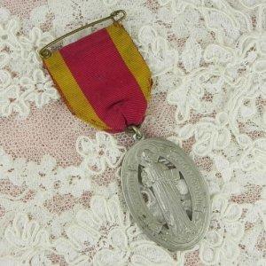 画像2: アンティーク・ブリティッシュメダル