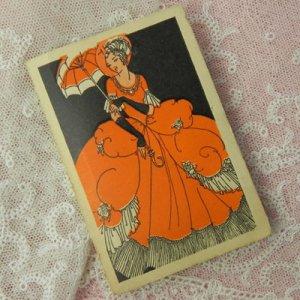 画像2: ロココ風貴婦人:アールデコ期ニードルキット