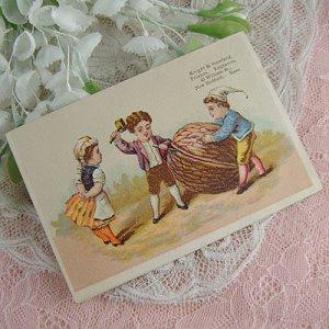画像2: トレードカード 小人のくるみ割り