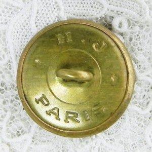 画像3: PARIS 真鍮ボタン
