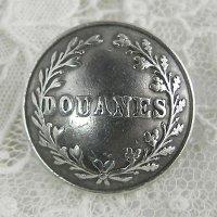 PARIS お洒落なメタルボタン