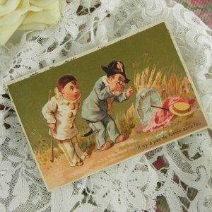 画像3: フレンチ・トレードカード