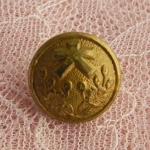 画像3: サクラ印の真鍮ボタン(E)