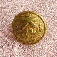 サクラ印の真鍮ボタン(E)