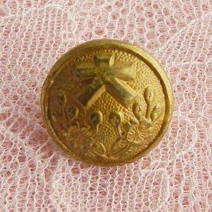 画像1: サクラ印の真鍮ボタン(E)