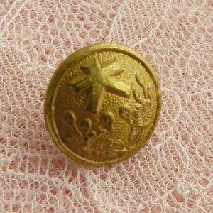 画像2: サクラ印の真鍮ボタン(E)
