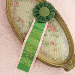 画像3: 1950年代、アメリカ、ドッグショー入賞リボン