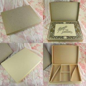 画像3: アンティーク・チョコレートボックス(未使用・デッドストック)