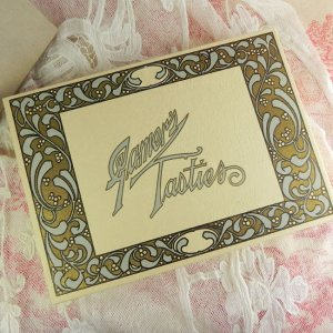 画像2: アンティーク・チョコレートボックス(未使用・デッドストック)