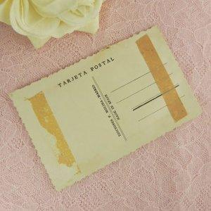 画像5: スペインのシルク刺繍ポストカード