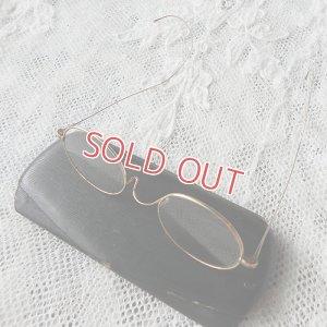 画像3: アンティーク眼鏡、オリジナル・ケース付