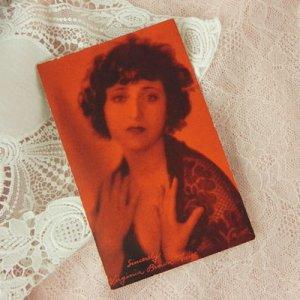 画像2: アールデコ、アクトレス・カード