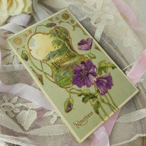 画像4: アンティークカード