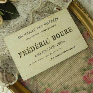画像5: フレンチ・トレードカード (チョコレートの広告) A