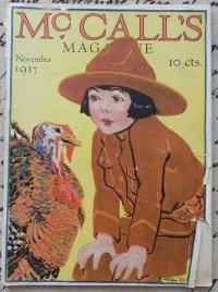1917年11月号、マッコール・マガジン