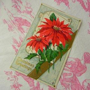 画像3: アンティークカード、クリスマス