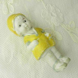 画像3: ジャパン・ビスクドール、アールデコの少女