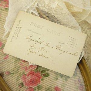 画像3: 少女のポートレートフォト・カード(写真)