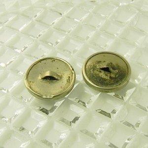 画像5: 細かなモチーフにセルロイドカバーのボタン2個