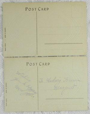 画像3: 猫ちゃんポストカード2枚セット