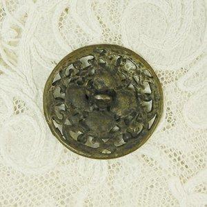 画像4: 透かし模様のメタルボタン