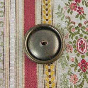 画像5: 大きなリーフ(葉)のメタル製ボタン