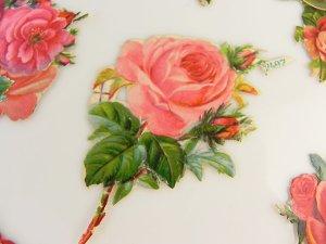 画像2: 1800年代、ヴィクトリアン・クロモス【薔薇&パンジー】11枚