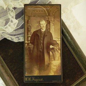 画像2: 1800年代、ヴィクトリアン、ジェントルマン・フォト