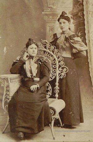 画像1: 1800年代、ヴィクトリアン・フォト