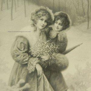 画像1: ヴィエノワーズ、ヤドリギ B