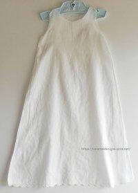 ベビードレス用スリップ、洗礼式用ドレス下に♪