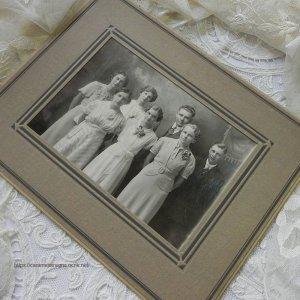 画像3: アールデコ期のグループフォト