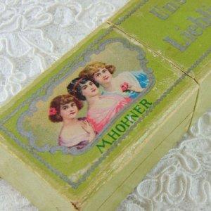 画像1: ヴィクトリアン紙箱