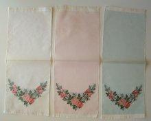他の写真3: 織模様入り タフタ・クロス バラ売り