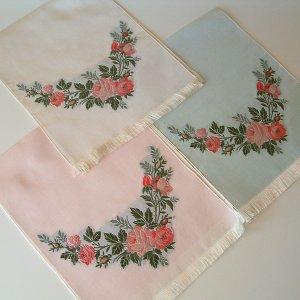 画像1: 織模様入り タフタ・クロス バラ売り