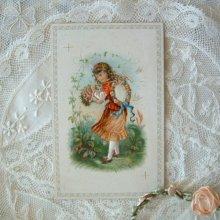 他の写真2: アンティークカード